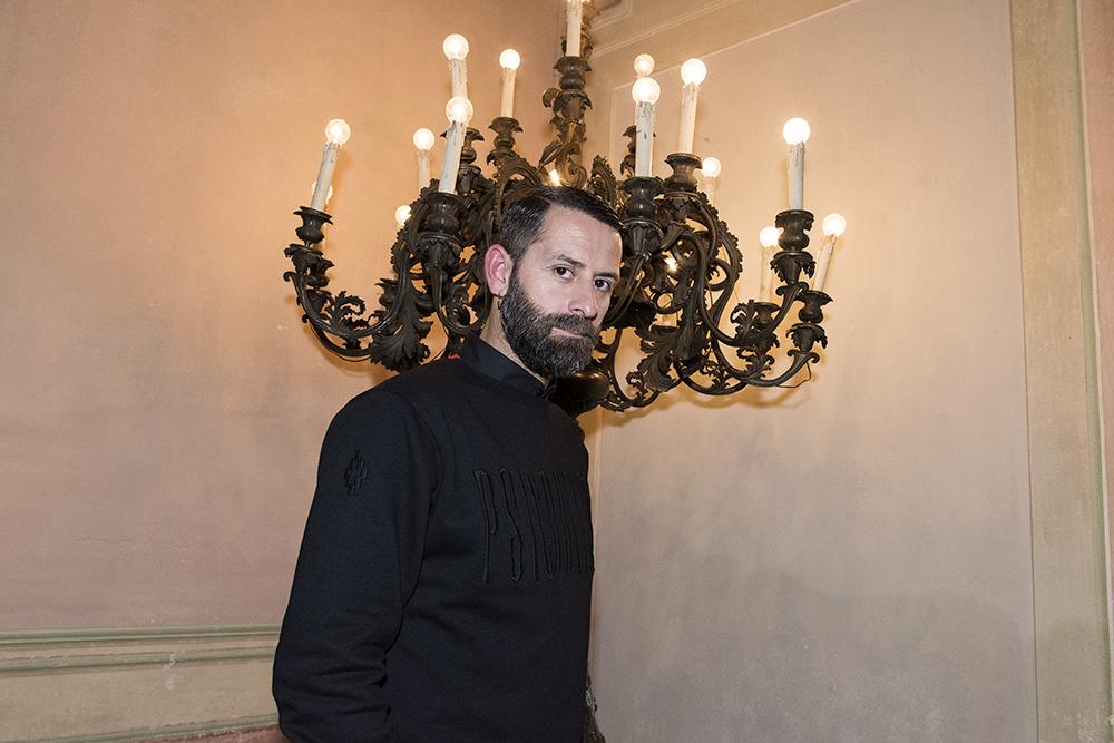 www.gabrielegiussani.com Marcelo Burlon