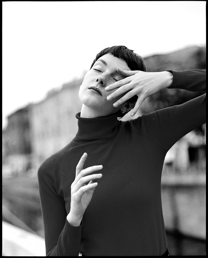 MAGALI BUHRMANN GABRIELE GIUSSANIgabriele giussani ©Gabriele Giussani