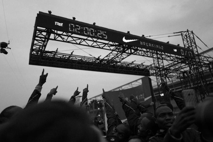 Gabriele Giussani Nike editorial reportage